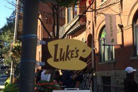 Gilmore Girls - Luke's Diner