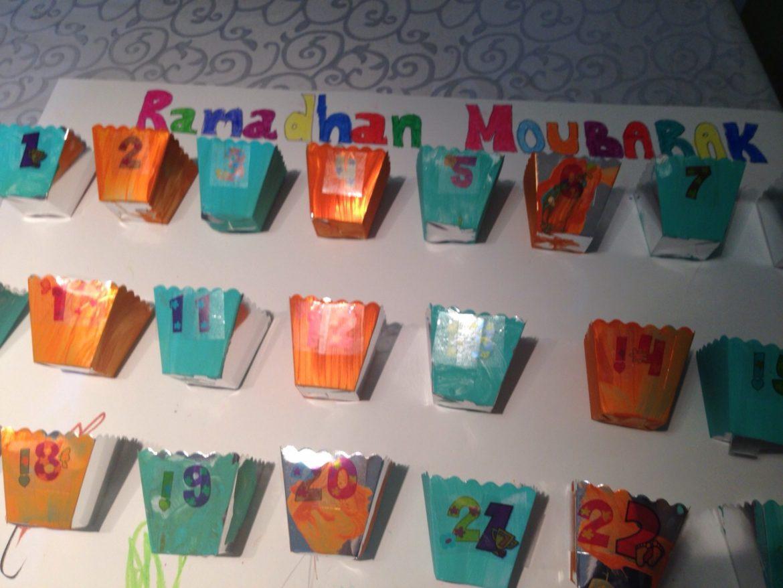 Comment Faire Un Calendrier Fait Maison calendrier de ramadan: un incontournable pour les enfants
